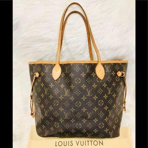 Authentic Louis Vuitton Neverfull MM #2.8Q
